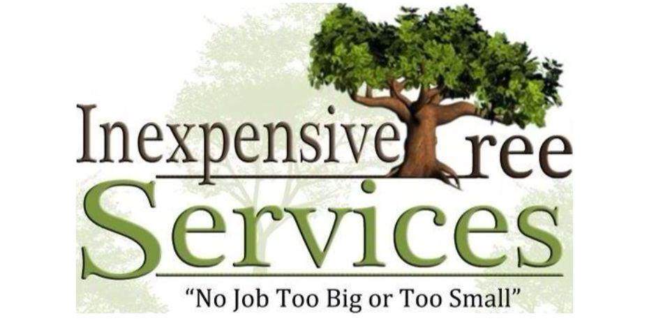 Inexpensive Tree Services Logo